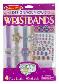 Melissa & Doug 9473 Design Your Own Wristbands