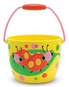 Melissa & Doug 6243 Mollie And Bollie Ladybugs Pail