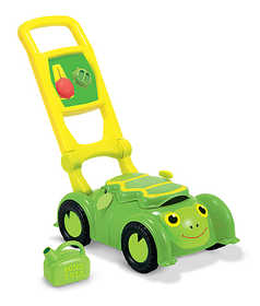 Melissa & Doug 6267 Tootle Turtle Lawn Mower Toy