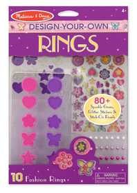 Melissa & Doug 9411 Design Your Own Rings