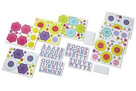 Melissa & Doug 9488 Simply Crafty Personalized Letter Flowers
