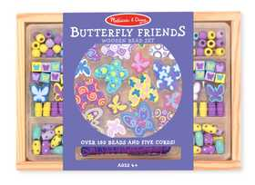 Melissa & Doug 4179 Butterfly Friends Bead Set