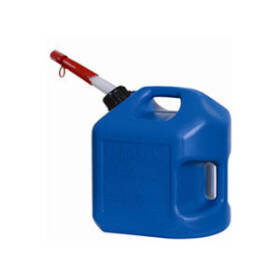 Midwest Can 7600 Kerosene Can Spill Proof 5 Gal