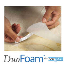 MP Global Products SS080400100E DuoFoam™ Self Sealing Laminate Floor Underlayment