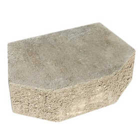 Oldcastle 16200542 Westfield Wall Block Gray