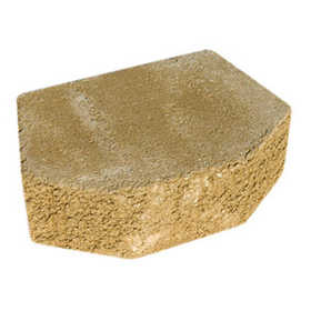 Oldcastle 16200544 Westfield Wall Block Tan