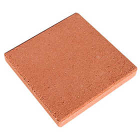 Oldcastle 10051050 Patio Block Square 12x12x2 Red