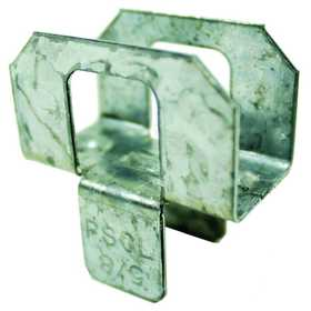 Simpson Strong-Tie PSCL 5/8 Plywood Clip 5/8 in Steel Each