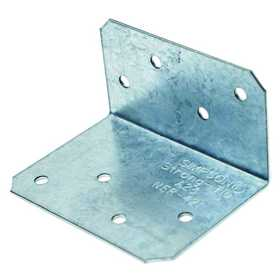 Simpson Strong-Tie A23Z 2-3/4-Inch 18-Gauge Framing Angle Zmax Galvanized