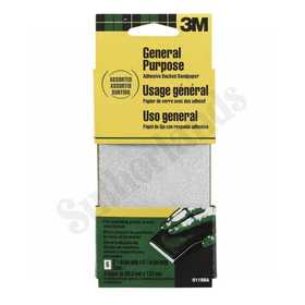 3M 9119 Press N Sand Block Refill