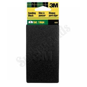3M 9292 Sandpaper Block Rubber