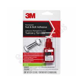 3M 18121 Nut & Bolt Permanent Adhesive