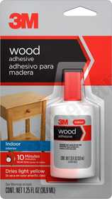 3M 18020 Wood Glue For Indoor Surface 1.25 oz
