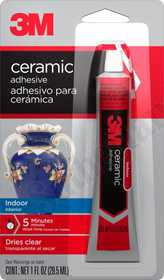 3M 18040 Ceramic Adhesive For Indoor Surfaces