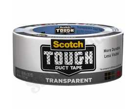 3M 2120-A Duct Tape Clear 1.88x20yd
