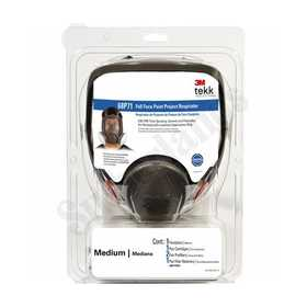 3M 68P71PA1-A Full Face Respirator Assembly