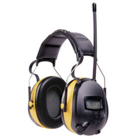 3M 90541-80025 Digital Worktunes Earmuff With Am/Fm Stereo