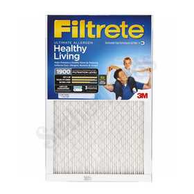 3M UA03DC-6 Filtrete Ultimate Allergen Air Filter 20x25x1