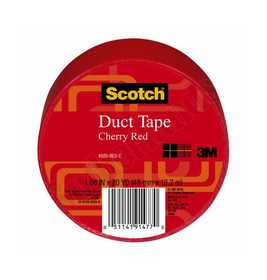 3M 920-RED-C Colored Duct Tape Red 1.88x20yd