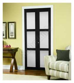 Home Decor Innovations 24-9299 3 Lite Expresso Nuporte Door 59x80