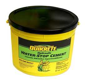 Quikrete 1126-10 Hydraulic Water Stop 10lb
