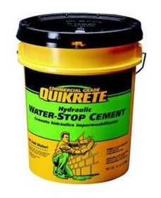 Quikrete 1126-50 Hydraulic Water Stop 50lb