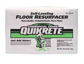 Quikrete 1249-51 Fast Set Floor Resurfacer 50lb