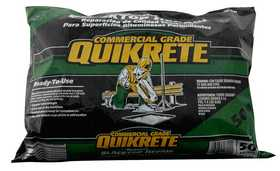 Quikrete 1701-52 Blacktop Patch Commercial 50lb