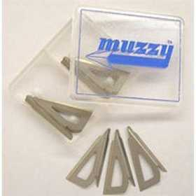 Muzzy Outdoors 320 100gr 3-Blade Replacement Blades