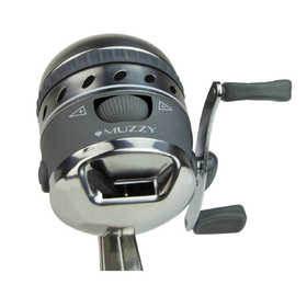 Muzzy Outdoors 1069 Xd Pro Spin Style Bowfishing Reel
