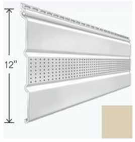 Crane Plastics T4SOFC09 T4 Center Vent 12 Ft Beige