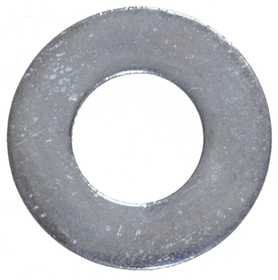 Hillman 811070 1/4 Flat Washer, Uss (Wide Pattern)