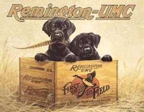 Nostalgic Images OD-932 Remington Finders Keepers Metal Sign