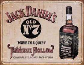 Nostalgic Images BD-1419 Jack Daniel's Tennessee Hollow