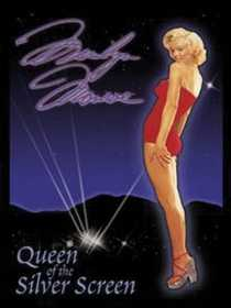 Nostalgic Images PD-840 Marilyn Monroe Queen Of The Silver Screen Metal Sign