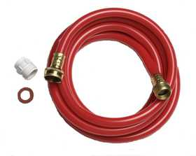 Oatey 33445 Adapter Hose & Faucet 10 ft