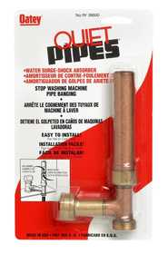Oatey 38600 Quiet Pipes Line Shock Absorber