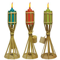 Lamplight Farms 1065853 Torch Bamboo Tabletop