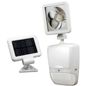Heath SL-7210-WH Led Solar Security Light White
