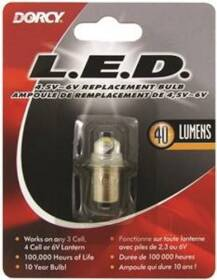 Dorcy International 41-1644 4.5 - 6v LED Replacement Conversion Bulb