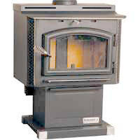 US Stove 0472571 Highlander Wood Stove-Epa