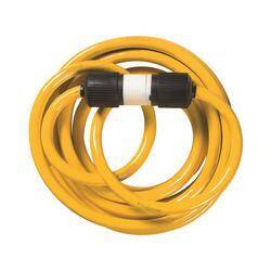 Coleman Cable 1381 10/4x25 ft Stw 20a Yel Cord