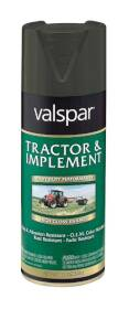 Valspar 5339-22 Tractor And Implement Enamel Spray Massey Ferguson Gray 12 oz