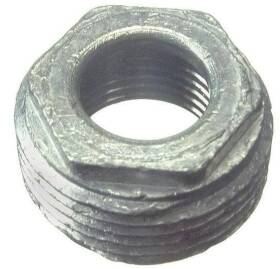 Halex Company 91332 1x3/4 Rigid Reducing Bushing