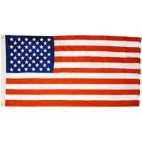 Valley Forge Flag US4PN 4x6 ft Nylon American Flag