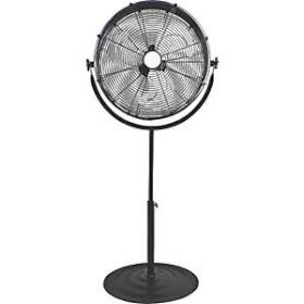 Castrol North America Inc 0952762 Floor Fan 20 in Drum/Stand