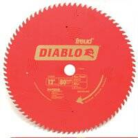Freud D1280X 12 in 80tht Finish Blade