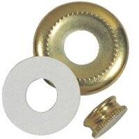 Westinghouse Lighting 7063800 Brass Lamp Lock-Up Kit