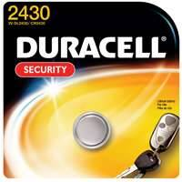 Duracell 0150904 Lithium Home Medical 2430 1pk