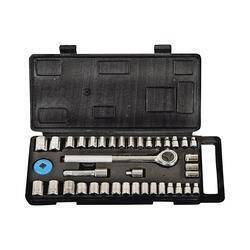 MintCraft TG040-23L 40pc Socket Set Sae/Metric Tm